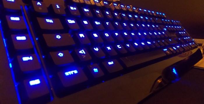 Test: Razer Black Widdow Ultimate Gaming Tastatur